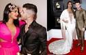 """""""Nhức mắt"""" loạt trang phục hở bạo của nàng hậu Priyanka Chopra lấy chồng kém 10 tuổi"""