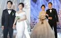 Ngắm váy cưới đẹp mê hồn của các hot girl vợ cầu thủ Việt