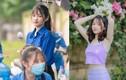 Nữ sinh tình nguyện xinh xắn 'sốt mạng' không đeo khẩu trang