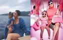 Soi các mỹ nhân Hollywood diện đồ đôi cực chất bên con gái