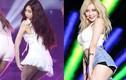 """Gu thời trang hở bạo gây tranh cãi của """"nữ hoàng sexy xứ Hàn"""""""