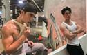 Bí kíp giúp người tình tin đồn của Ngô Thanh Vân sở hữu body 6 múi