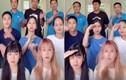 Video: Hậu Hoàng cùng dàn chiến sỹ Sao nhập ngũ quay Tiktok