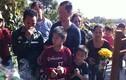 Hàng ngàn người viếng mộ Đại tướng đầu năm