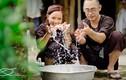 Cặp Việt-Nhật gây ấn tượng với ảnh cưới đậm chất Nam Bộ