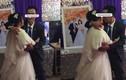 Xôn xao đám cưới chú rể hơn tuổi bố vợ ở Thái Nguyên?