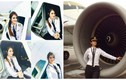 Nữ phi công ở đất nước Hồi giáo gây sốt vì xinh đẹp