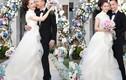 Từ Nhược Tuyên rạng rỡ trong đám cưới
