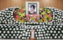 Đám tang đẫm nước mắt của nữ ca sĩ xứ Hàn vừa tử nạn