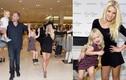Jessica Simpson hạnh phúc cùng chồng con trong show thời trang