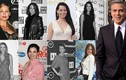 15 bóng hồng trong đời George Clooney