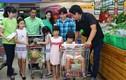 Gia đình Quyền Linh, Bình Minh rủ nhau đi chợ