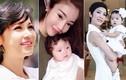 Những người đẹp Việt sinh con không rõ danh tính chồng
