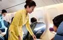 Khách hạng thương gia tát tiếp viên hàng không Vietnam Airlines