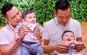 Jennifer Phạm khoe con trai 6 tháng tuổi cực đáng yêu