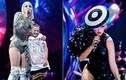 Katy Perry mặc trang phục diễn do Nguyễn Công Trí thiết kế
