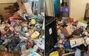 Căn nhà ngập rác thải và sự thật kinh hoàng ai cũng chết điếng