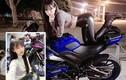 Hot girl mê xe phân khối lớn tiết lộ bí kíp eo thon ngực khủng