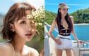 """Phong cách thời trang táo bạo của """"nữ thần phòng gym"""" Hong Kong"""