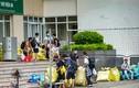 Sinh viên rời Pháp Vân-Tứ Hiệp, nhường chỗ cho cơ sở điều trị COVID-19