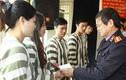 Hải Dương giảm án, tha tù trước hạn cho 658 phạm nhân