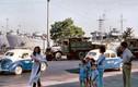 Ảnh màu cực chất về taxi Sài Gòn những năm 1960