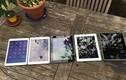 So sánh vẻ đẹp và tính năng của 5 thế hệ iPad