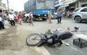 TP HCM: Bị xe tải cán qua người, nạn nhân tử vong tại chỗ