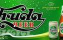 """""""Tuýt còi"""" Huda Beer """"ốp"""" đầy chai bia Huda lên di tích ở Huế"""