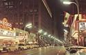Choáng ngợp vẻ đẹp thành phố Chicago lung linh về đêm năm 1960