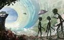 Người ngoài hành tinh đang sống trong Trái đất rỗng?