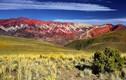 Độc đáo núi cầu vồng tồn tại hàng triệu năm ở các nước