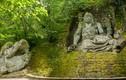 Bí ẩn khu vườn Bomarzo nổi tiếng của Italy