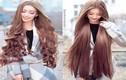 """""""Hot girl tóc mây"""" gốc Việt khiến các cô gái ganh tỵ vì quá xinh"""