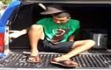 Video: Bị dao đâm xuyên đầu, tù nhân Brazil vẫn tỉnh táo như thường