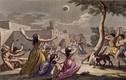Lời giải kinh ngạc về nguyệt thực toàn phần của người xưa