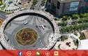 """Trung Quốc gây """"sốc"""" với bức ảnh vệ tinh zoom tới tận phòng ngủ"""