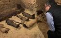 Cản tượng choáng ngợp trong lăng mộ Ai Cập chứa 50 xác ướp