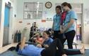 Hàng chục công nhân nhập viện sau bữa cơm chay Rằm tháng Giêng