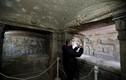 """Cảnh tượng cực choáng bên trong hầm mộ """"khủng"""" ở Ai Cập"""
