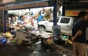 Tài xế Trung Quốc điều khiển xe lao vào nhà dân ở Bình Dương, 3 người bị thương