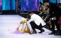 Sự thật đáng phẫn nộ sau cú nhào lộn 'thảm họa' trên sàn catwalk của Minh Hằng