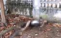 Bàng hoàng phát hiện thi thể người phụ nữ bị cháy đen bên vệ đường