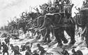 """Người xưa sử dụng voi làm """"vũ khí sống"""" điêu luyện thế nào?"""