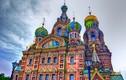 """Choáng ngợp trước """"Nhà thờ Chúa Cứu thế trên Máu đổ"""" ở Nga"""