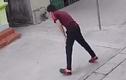 Video: cười ngất với thanh niên say thuốc lào