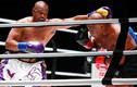 """Video: Những cú đấm """"trời giáng"""" của Mike Tyson vs Jones Jr"""