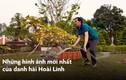 Video: Khi Hoài Linh diễn hài ngay ở sân khấu vườn nhà