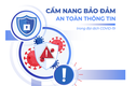 Cẩm nang Bảo đảm An toàn thông tin trong đại dịch COVID-19