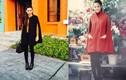 Sao Việt sang chảnh trong thiết kế áo khoác quý tộc